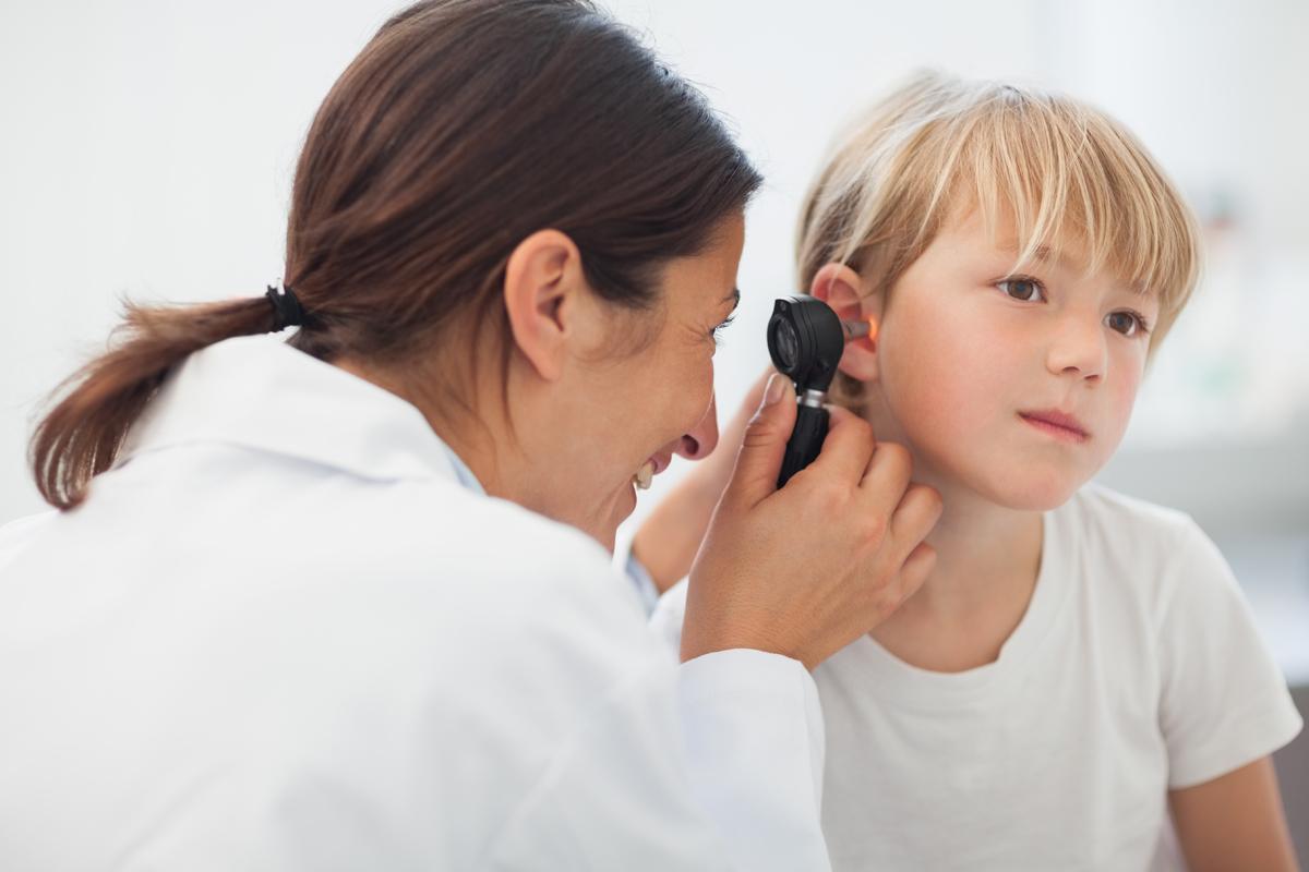 Hörschäden beim Kind