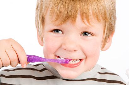 Richtige Zahnpflege ist kinderleicht