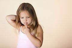 Wenn Kinder Schmerzen haben