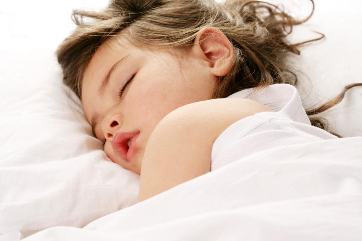 Kind schnarcht - ist das normal?
