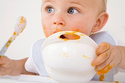 Lexikon zum Thema Kinder und Essen