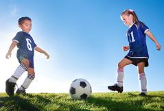 Sport für Kinder: Fußball