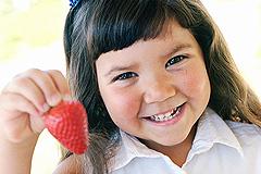 So essen Kinder gesund