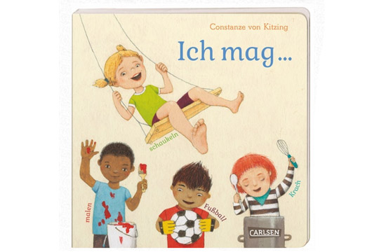 Kinderbücher Toleranz: Ich mag ... schaukeln