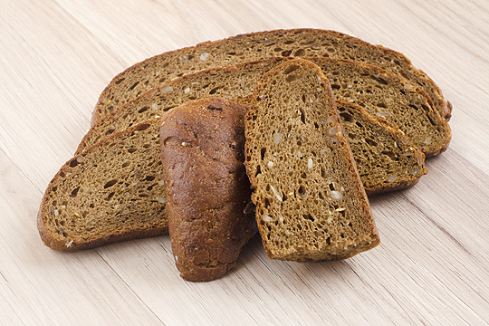Regel 6: Regelmäßig Vollkorn-Getreide