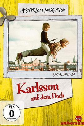 Kinderfilm-Klassiker: Karlsson auf dem Dach