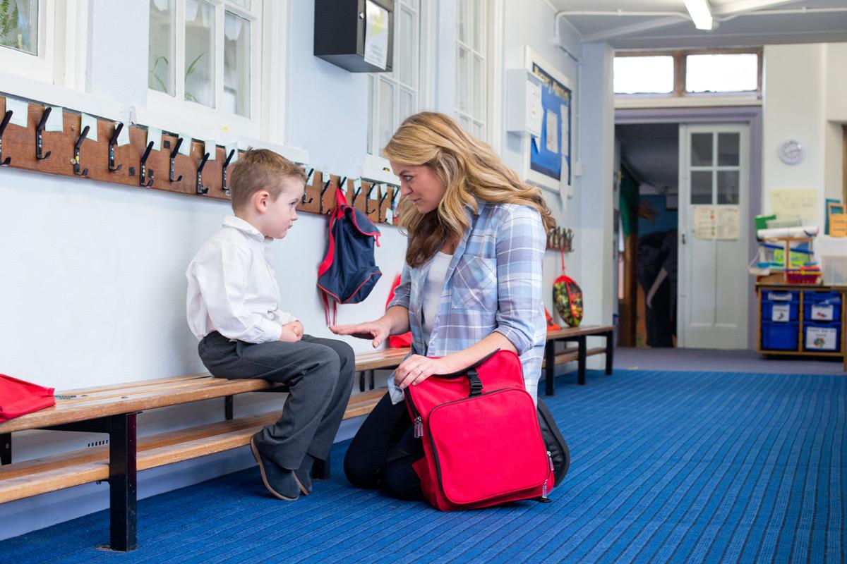 Kindergarten Eingewöhnung