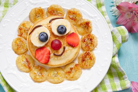 Rezepte zum Kindergeburtstag: Pancakes