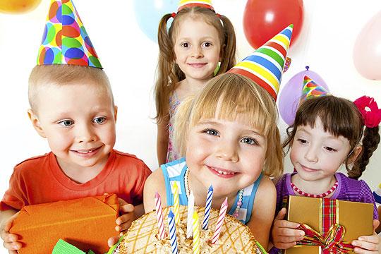 Wie feiern Sie Kindergeburtstag?