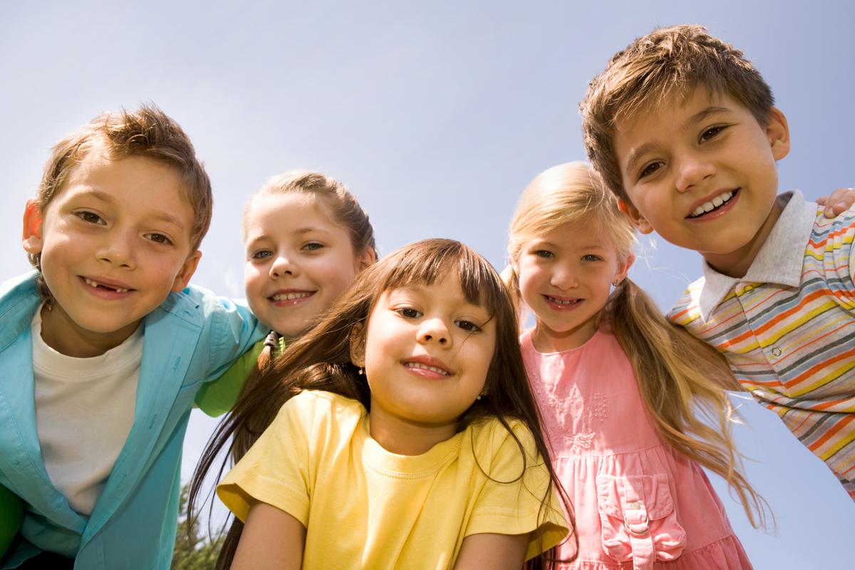 Größentabelle Kinder: Welche Kindergröße passt?