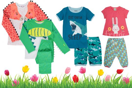 Gute Nacht! Die schönsten Pyjamas für Kinder
