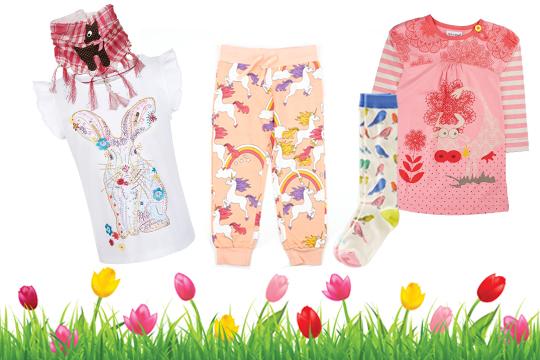 Knderkleidung: Tierische Mode für Mädchen