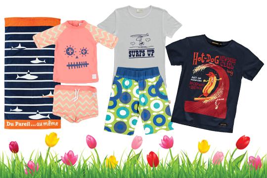 Kinderkleidung: Für Nachwuchssurfer