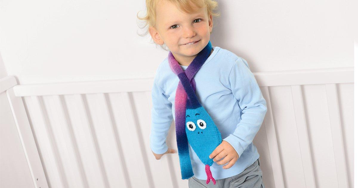 Für Kinder Stricken Zzzsssch Die Halswehschlange Familiede