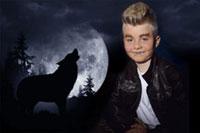 Kinderschminken: Werwolf
