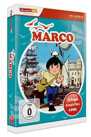 Kinderserien Klassiker Marco