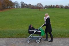 Im Test: Kinderwagen von Seed