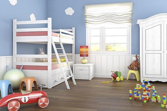 Kinderzimmer gestalten leicht gemacht - 8 Tipps - Familie.de