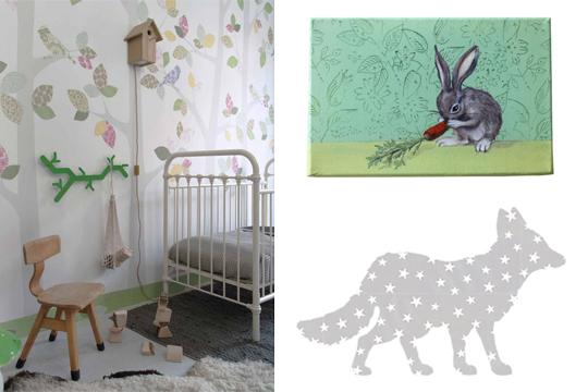 Wanddeko fürs Kinderzimmer - Bilder - Familie.de