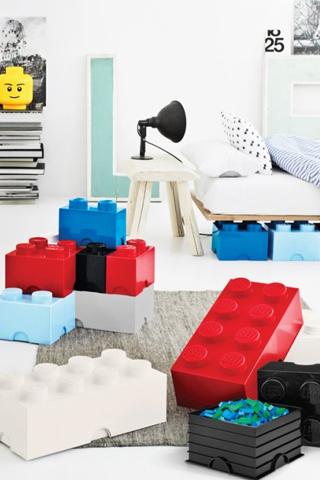 Aufbewahrungsboxen für Lego