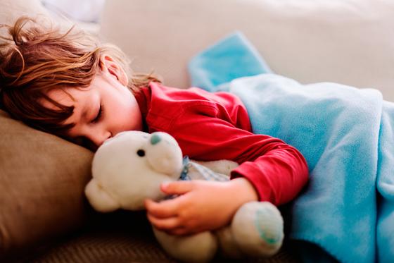 Wie kleine Kinder träumen