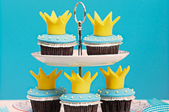 Kleiner-Prinz-Cupcakes