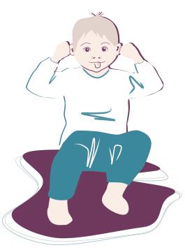 Kleinkind-Entwicklung: 18. Monat
