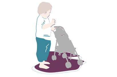 Kleinkind-Entwicklung: 21. Monat