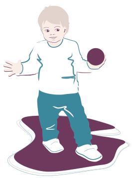 Kleinkind-Entwicklung: 24. Monat