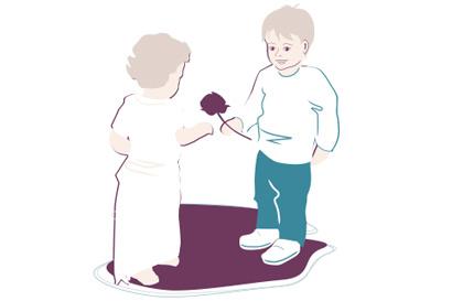 Kleinkind-Entwicklung: 26. Monat