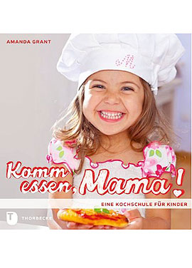 Komm essen Mama!