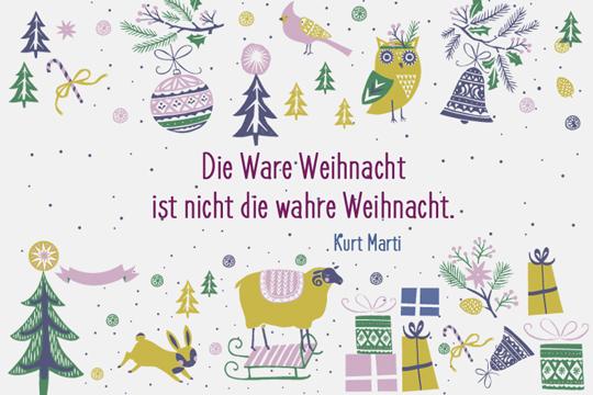 Wa(h)re Weihnacht