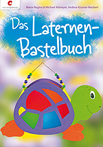 Laternen-Bastelbuch - Cover