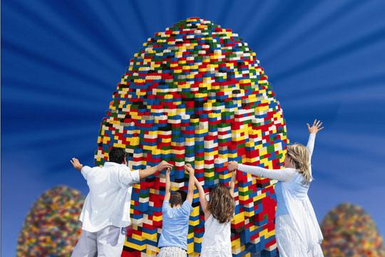 Legoland Ostern