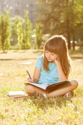 Lernen in den Ferien?
