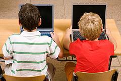 Schule und Lernen mit neuen Medien