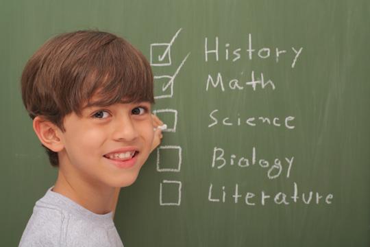 Lernplan zum effektiven Lernen