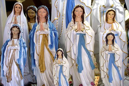 Madonnas Tochter heißt Lourdes