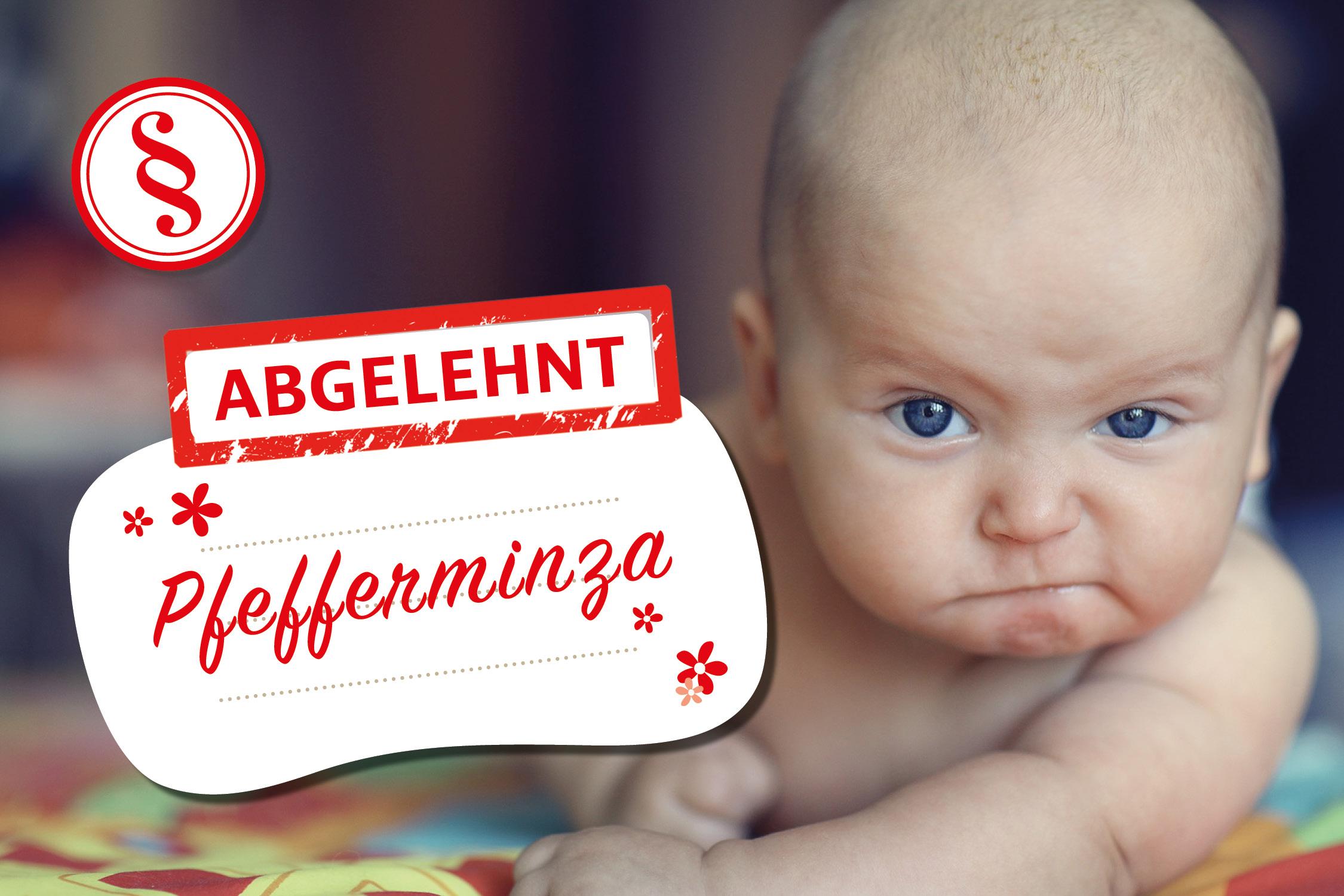 Vorname fürs Baby: Pfefferminza
