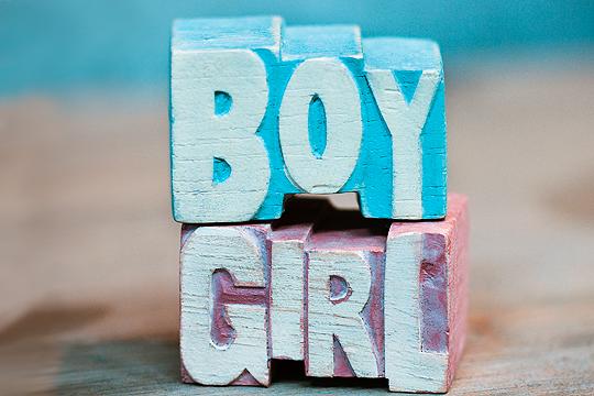 Wird es ein Mädchen oder ein Junge?
