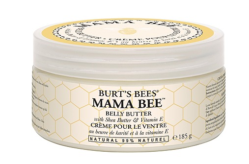 Mama Bee - Belly Butter von Burt's Bees gegen Schwangerschaftsstreifen