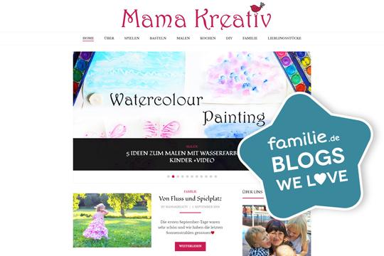 Blog Mama kreativ