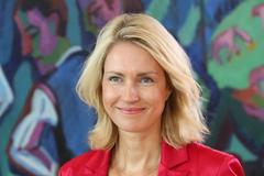 Manuela Schwesig wird zum zweiten Mal Mutter