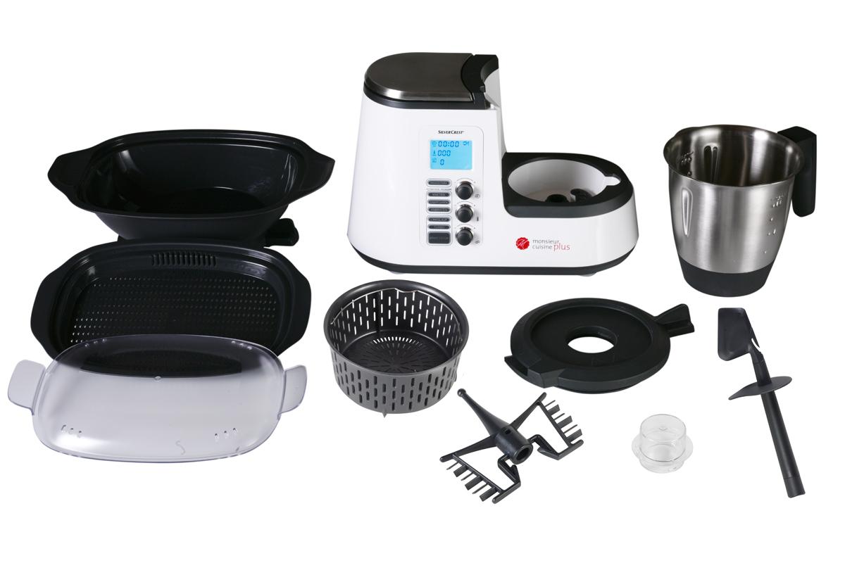 Monsieur Cuisine Plus Im Test Familie De Testet Die Kuchenmaschine