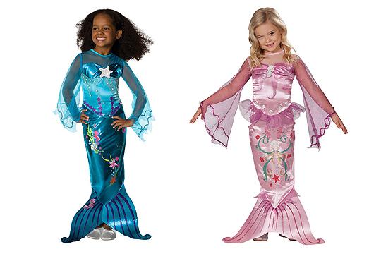 Meerjungsfrau-Kostüm für Kinder