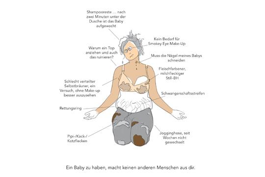 Mein Baby und ich: Ich bin ein anderer Mensch
