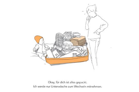 Mein Baby und ich: Leichtes Gepäck