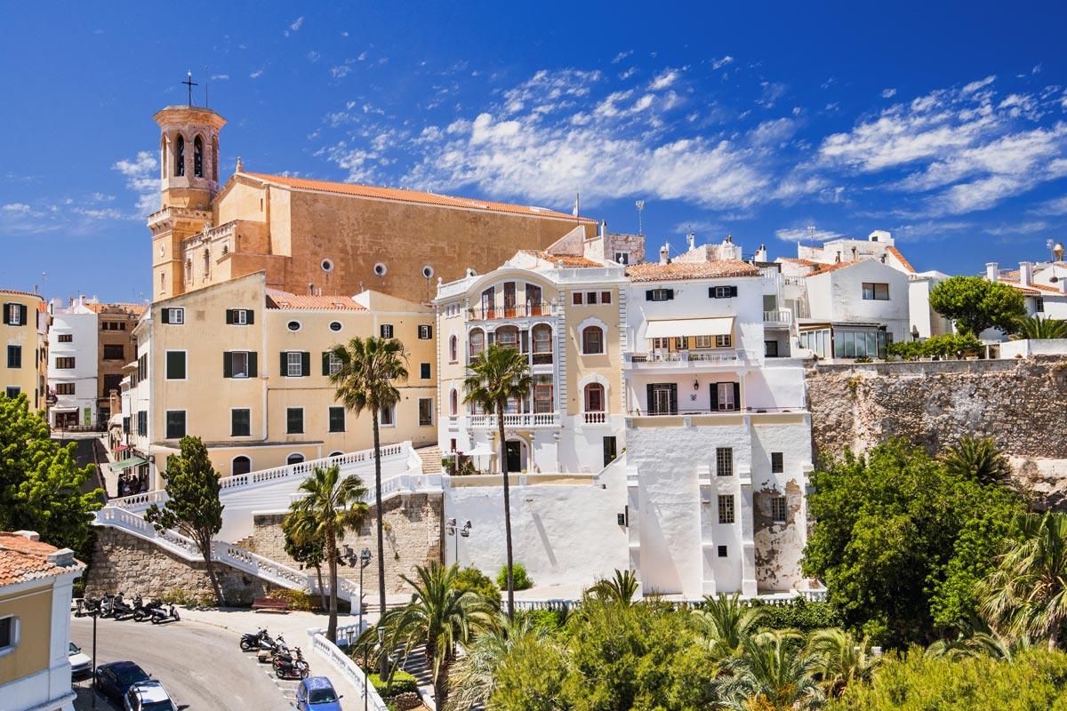 Mahón auf Menorca