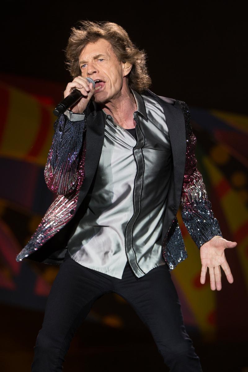 Mick Jagger wird mit 72 Jahren nochmal Vater