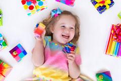 Mitgebsel für den Kindergeburtstag